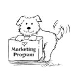 Dog Wagging Tail Marketing
