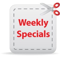 Promotional Specials