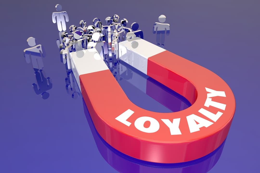 the four motivators of customer loyalty