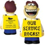 Stress Relievers Can be Memorable Promotional Item