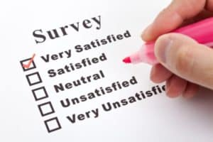 Short Surveys Can be Very Effective