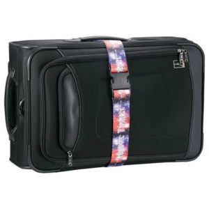 Luggage and Luggage Straps Motivates Sales