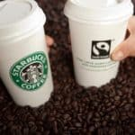 Fair Trade farmers supply less than 10% of Starbucks coffee sales