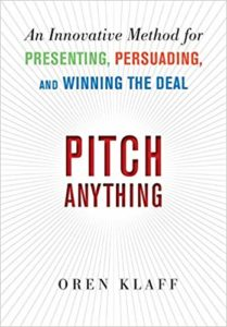 book on the perfect sales pitch